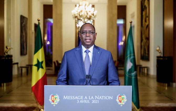 61e anniversaire de l'indépendance du Sénégal : l'intégralité du message à la nation du Président Macky Sall