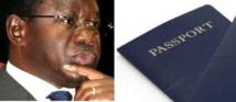 Pape Diop ne veut plus d'un passeport diplomatique