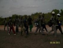 Les femmes minoritaires sur les 800 agents des parcs nationaux, eaux et forêts