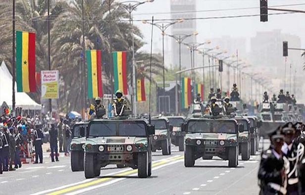 Armée nationale sénégalaise: Une puissance sous-régionale grâce à Macky Sall