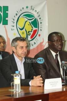 Déplacements en Angola et au Libéria: les inquiétudes de Alain Giresse