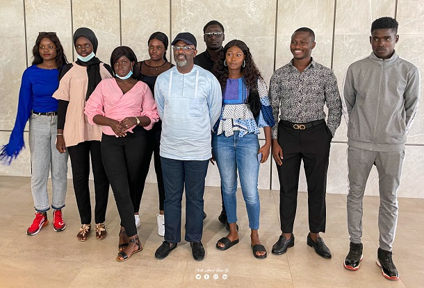 Petit-déjeuner du week-end de Pâques :  Cheikh Ahmed Tidiane Ba à l'écoute des bacheliers Médinois de l'année 2020