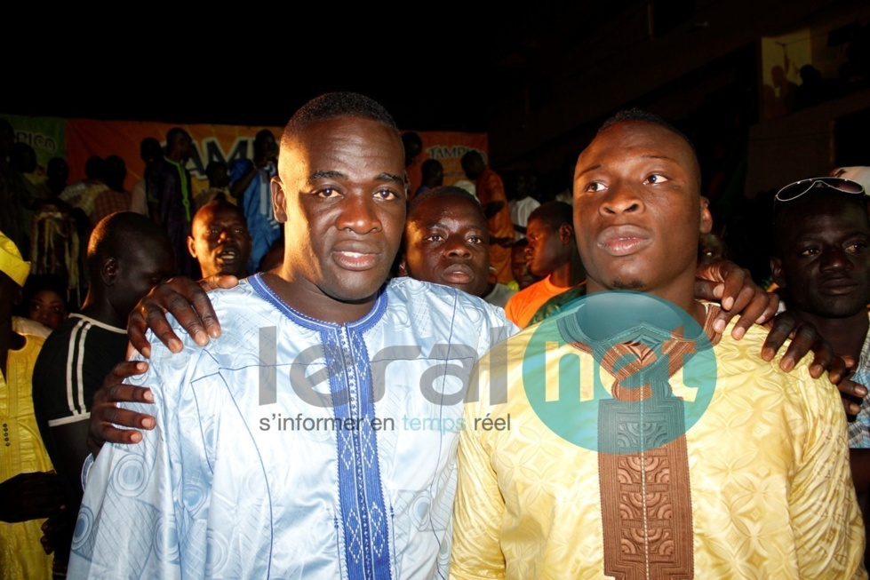 [Photos exclusives] Quand Ama Baldé baptise son fils Malaw Seras