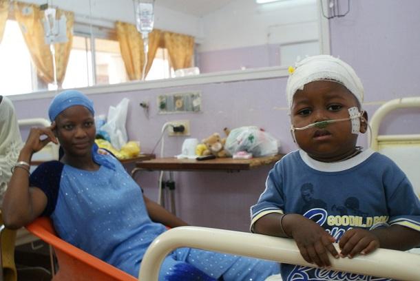 Recrudescence des accidents domestiques chez les enfants: Un cas reçu chaque semaine à Albert Royer