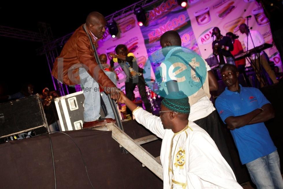 Mbaye Nder et Salam Diallo chauffent le fief de Balla Gaye 2