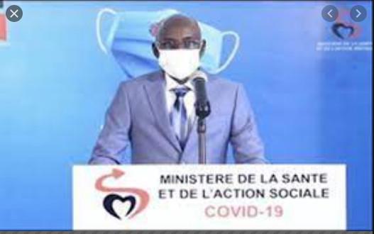 Covid-19: Moins de quarante cas positifs et 5 décès enregistrés