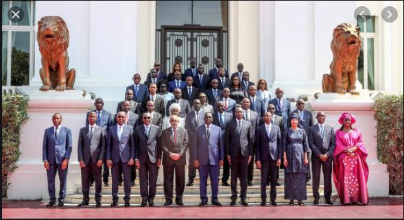 Conseil des Ministres de ce mercredi 7 Avril 2021