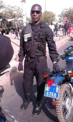 Ziguinchor : Demba Ndiaye, gendarme, meurt d'un accident de moto