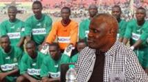 """Ndiambour le Louga: Gaston Mbengue minimise le départ de """"Krimau"""""""