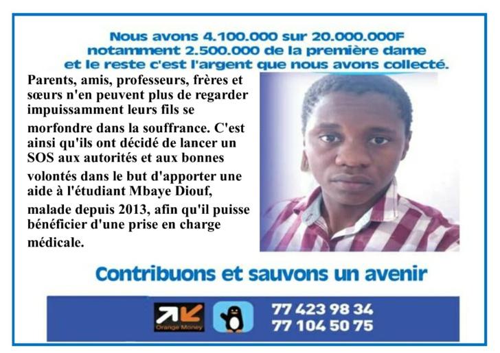 Atteint de surdité bilatérale / Pour son opération: Mbaye Diouf attend toujours de l'aide