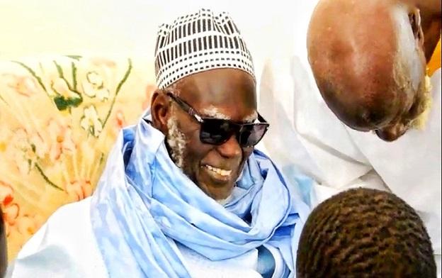 Diourbel: Reçu par le Khalife général des Mourides, Amadou Dawa Diallo magnifie l'engagement de Serigne Mountakha