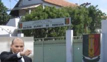 Rebeuss: Sokhna  Binetou Mbacké Massamba rend visite à Karim Wade