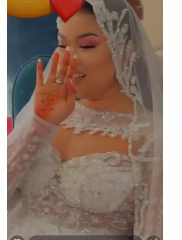 Exclusivité: Soukeyna de la série Nafi s'est mariée (Photos et vidéos)