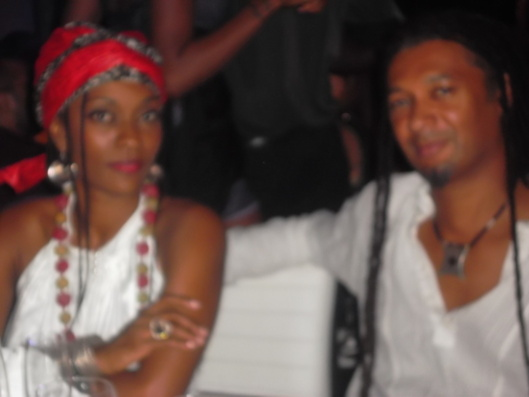 Cyrille Bathily et Kenya, les amis de la jet-set sénégalaise!