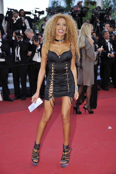 CANNES 2013 : Afida Turner virée du tapis rouge!