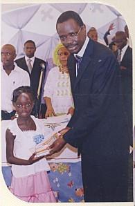 Pape Sagna Mbaye promet une ambulance médicalisée aux asthmatiques de sa localité