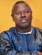 Alioune Tine chez Idrissa Seck