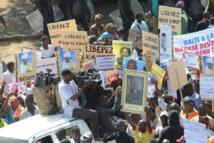 Mobilisation du Pds à Mbacké : Des milliers de personnes dans les rues pour dénoncer la cherté de la vie