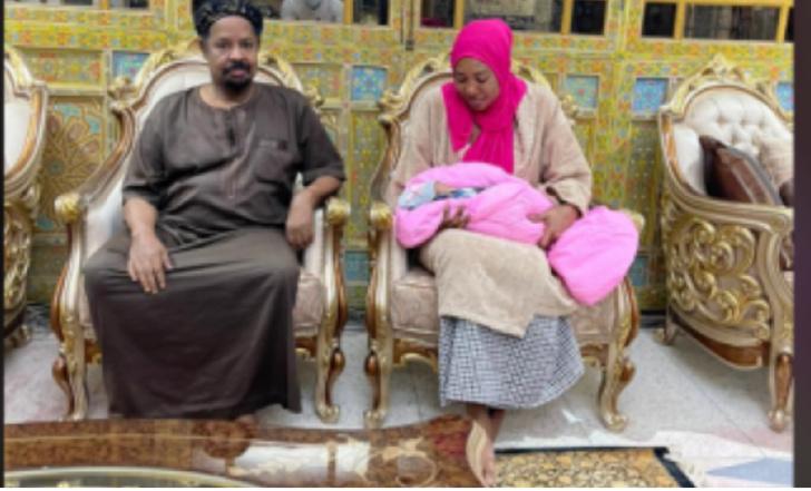 Baptême: Ahmed Khalifa Niasse donne le nom de sa défunte épouse, Khady Sarr, à sa fille (Photos)