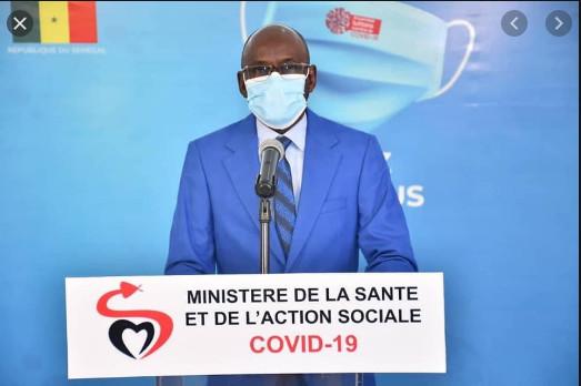 Covid-19: Le Sénégal enregistre 1 décès supplémentaire, 34 cas positifs et 170 malades sous traitement