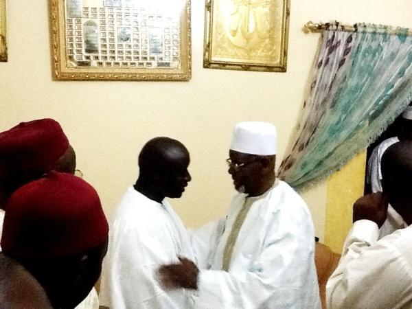 Idrissa Seck à la tête d'une importante délégation du