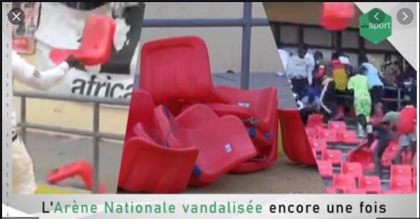 Saccage: Matar Bâ menace de fermer l'Arène nationale