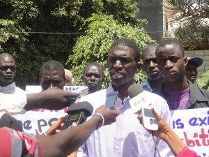 Ansoumana Dione demande l'écoute et l'assistance de l'Etat à travers Macky Sall