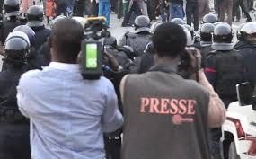 La Presse en sit-in le 03 mai prochain