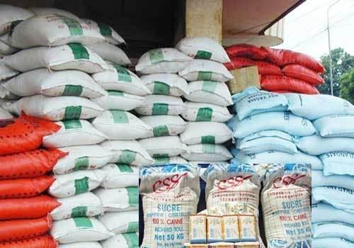 [Audio] Chasse aux commerçants véreux : 40 tonnes de riz et de sucre saisies