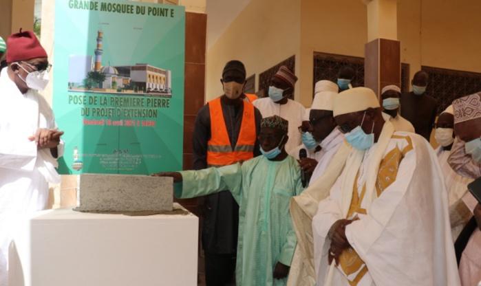 Grande Mosquée de Point E: 300 millions FCfa pour un projet au concept environnemental