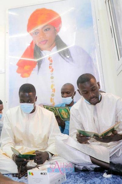 Bessou Serigne Béthio: Comment Sokhna Aïda Diallo et les siens ont passé la journée du 17 avril 2021 (Photos)