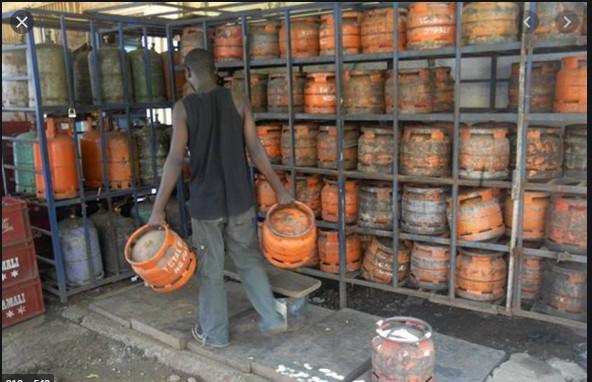 Le Ministre du pétrole rassure : « Il n'y a pas de pénurie de gaz butane »