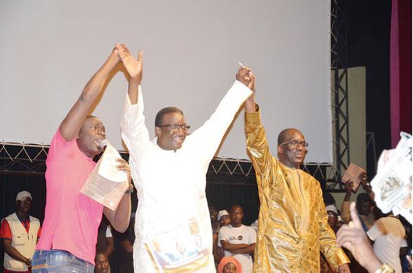 Contrôle de Bby Dakar: La rivalité Amadou Bâ - Abdoulaye Diouf Sarr, de retour