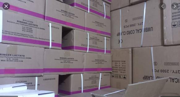 Saisie de dispositifs médicaux à la Patte d'Oie: La défense se lave à grande eau et annonce une plainte