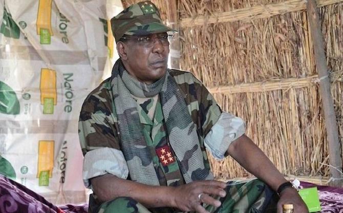 Tchad: Lâché par la France, les dessous de la tuerie qui a emporté Idriss Déby