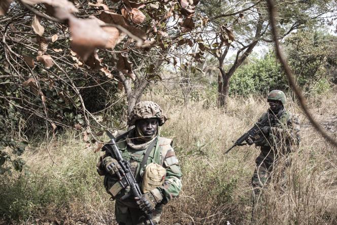Casamance: Deux postes de contrôle du MFDC détruits par l'Armée