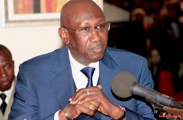 A la jeunesse de mon pays ( Ngouda Fall Kane, Ancien président de la CENTIF)