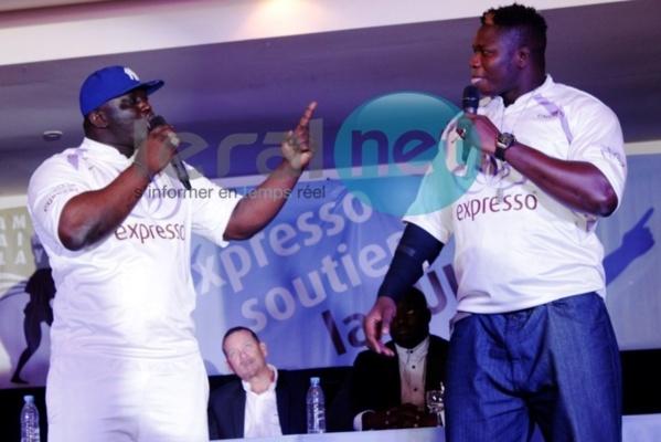 Live Stade Demba Diop : Suivez le combat Tapha Tine vs Balla Gaye 2 sur RTS Sénégal via www.leral.net