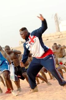 [Audio] L'arrivée de Tapha Tine au stade Demba Diop