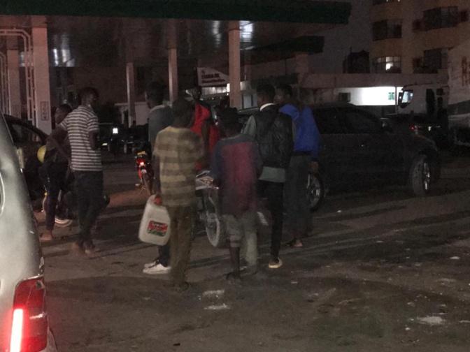 Carburant: Voici quelques stations qui vendent actuellement à Dakar et ses environs…