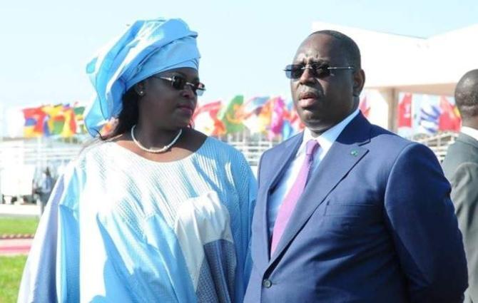 Marième Faye Sall « succède » à Macky : « Elle a tout ce qu'il faut pour diriger le Sénégal », selon Ahmed Khalifa Niasse