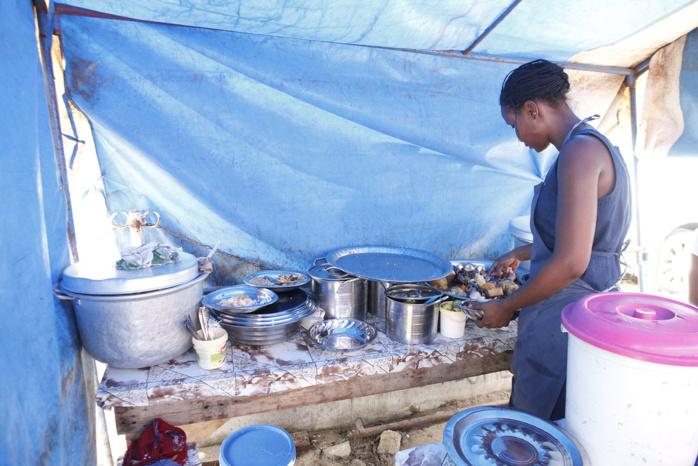 Restaurants de fortune à Dakar: L'hygiène, la grande absente dans les menus !