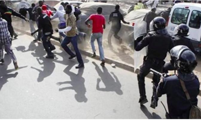 Thiès / Des étudiants arrêtés: Leurs camarades ripostent violemment