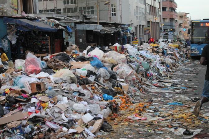 Grosses convoitises autour du marché des ordures: L'Etat opte pour les nationaux et bloque les étrangers