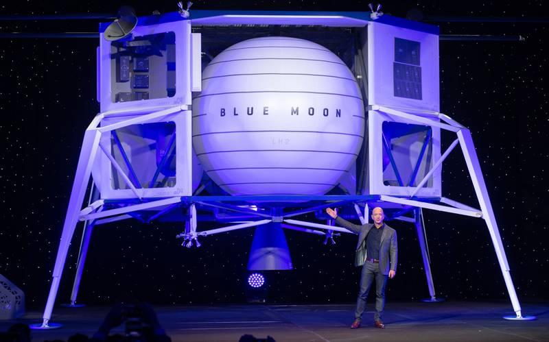 Guerre des étoiles Présence dans l'espace: Elon Musk et Jeff Bezos se disputent la plus grosse
