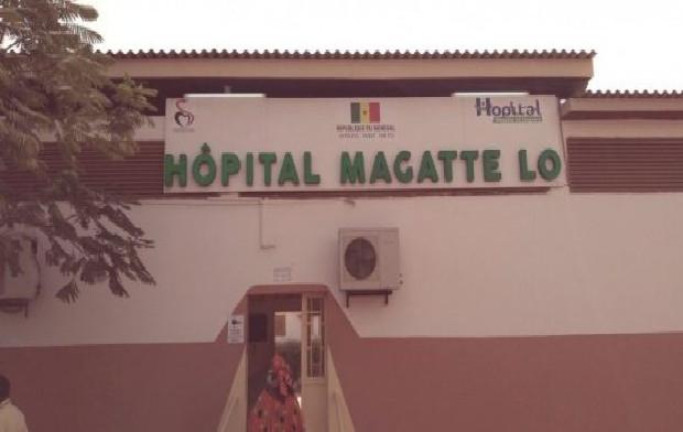 Incendie de l'hôpital Magatte Lô: Son Directeur Abdou Sarr jette l'éponge