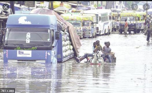 Gestion des eaux pluviales : Le niveau d'exécution des travaux révélé