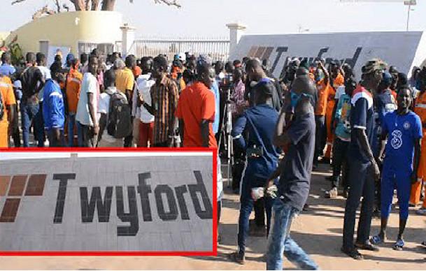 25 travailleurs de Twyford  interpellés: L'Udts exige leur libération et l'ouverture de négociations