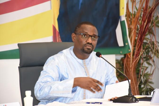 Fonds force Covid_19: toutes les pièces justificatives ont été remises au Comité de suivi...( Samba Ndiobéne ka).