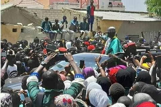 Vainqueur du Grand Prix de récital du Coran de Senico 2021: Médina Baye a réservé une forte mobilisation à Mouhamad Mahi Touré